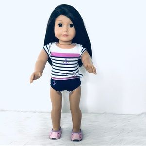 """AMERICAN GIRL DOLL 18"""" OUTFIT"""